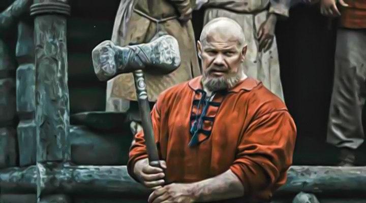 Павел Олегович Бадыров кадр из фильма Дружина