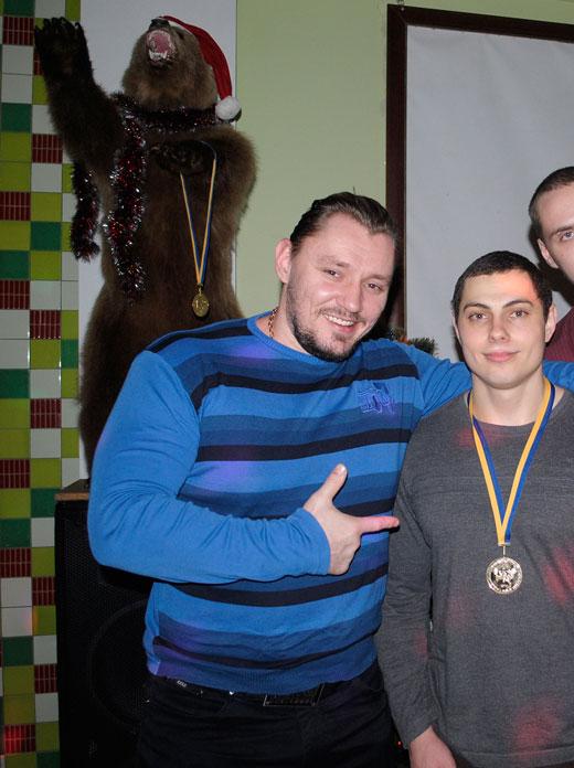 Виталий Бобченко и Дмитрий Гаврих.