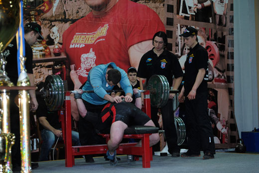 пауэрлифтинг  powerlifting