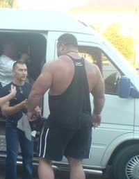 Кеннелли в Кривом Роге (2007 год)