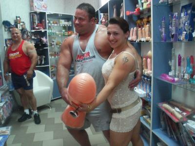 Кеннеллии как был у нас в обязательном порядке посетил секс шоп)