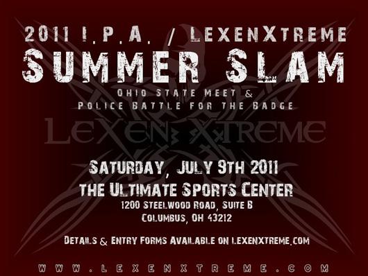 Summerslam Lexen Xtreme 2011