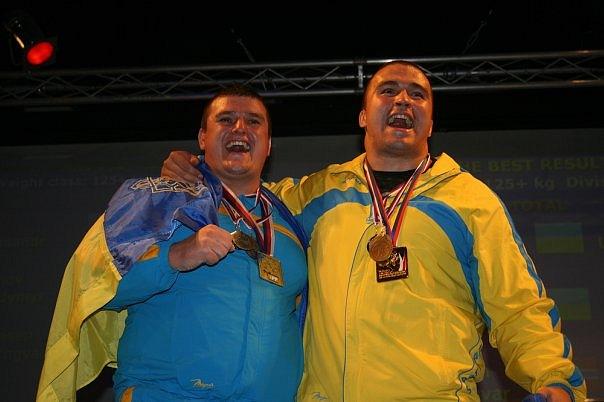 На этой фотографии: Владимир Свистунов и Александр Шепель
