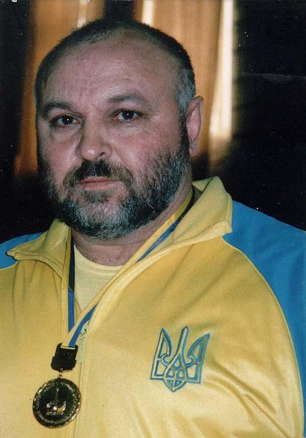 Виктор Налейкин. МСМК, серебряный призер чемпионата Мира 1991 г.: