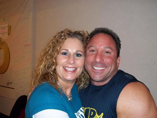 Мазза и Shellie Leach Luyando