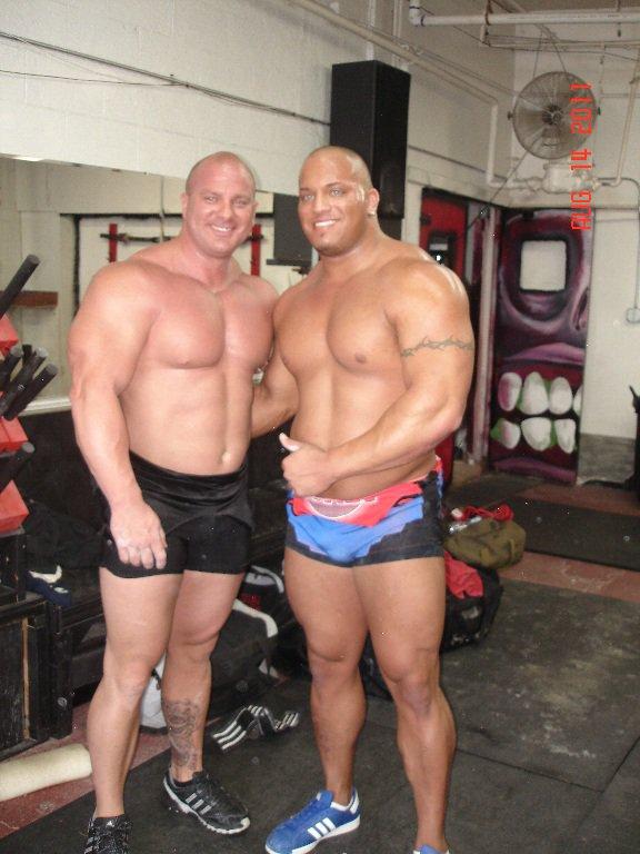 Eric Lilliebridge с Bill Carpenter на турнире UPA Power Weekend