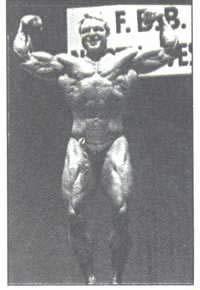 Пол Борресен стероид