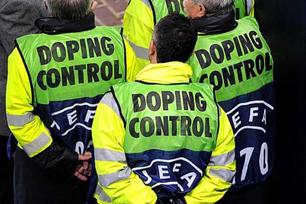 допинг контроль