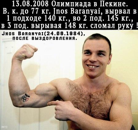János Baranyai (born June 24, 1984)